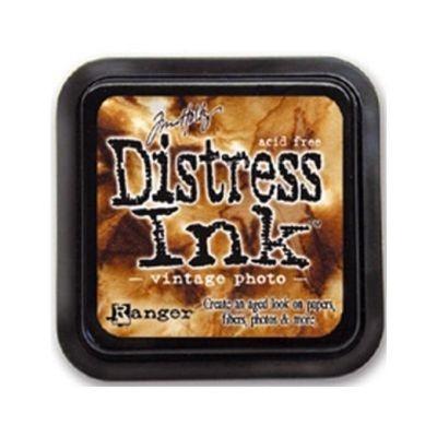 Distress Ink Mini Pad Vintage Photo