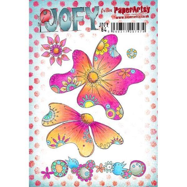 Paper Artsy JOFY Plate 64