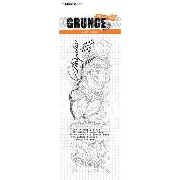 Studio Light Clearstamps Grunge Collection No. 38
