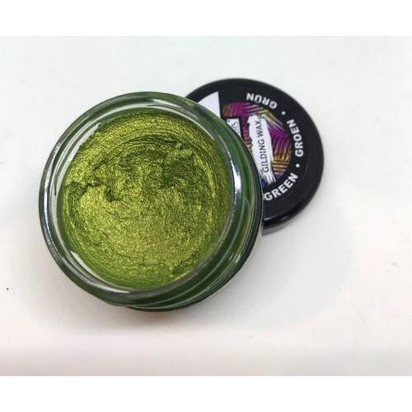 Coosa Crafts Gilding Wax Green