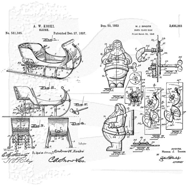 Tim Holtz Inventor #6