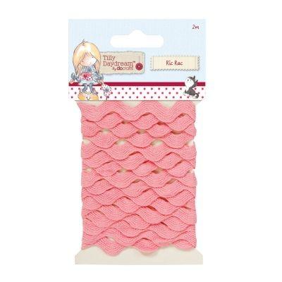 Tilly Daydream RicRac Pink