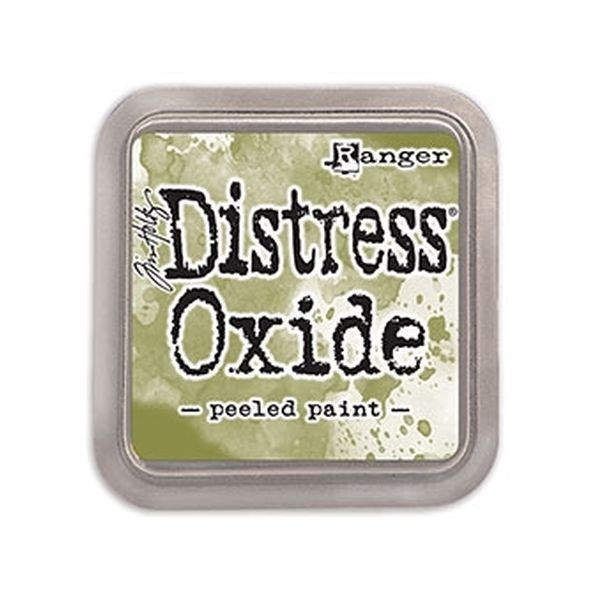 Tim Holtz Distress Oxide Pad Peeled Paint