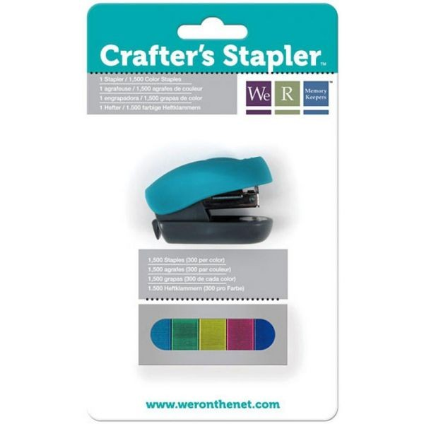 WeR Memory Keepers Crafter´s Stapler