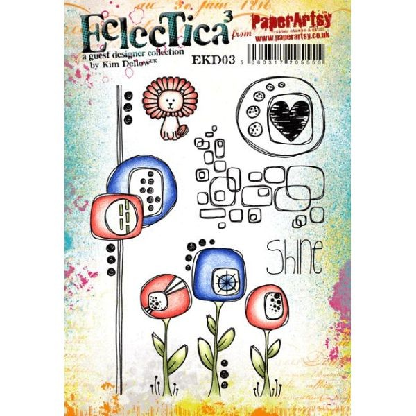 Paper Artsy Eclectica by Kim Dellow 03
