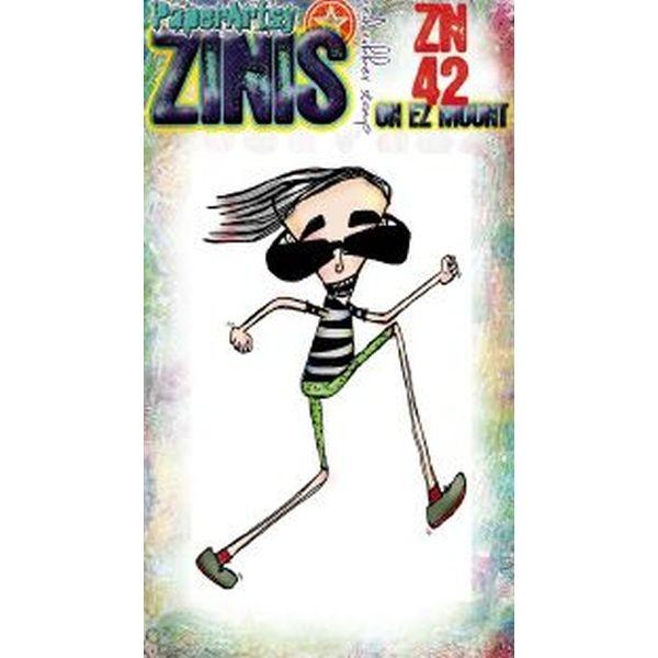 Paper Artsy Zinski Art Zinis 42