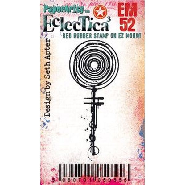 Paper Artsy Eclectica by Seth Apter Mini 52