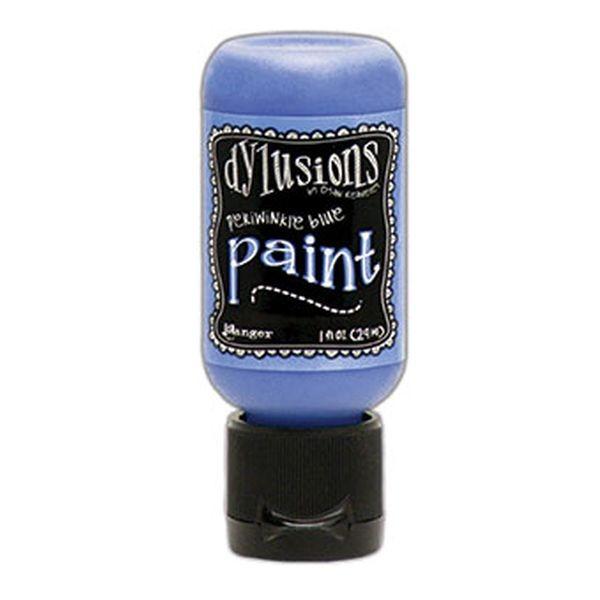 Dylusions Flip Cap Paint Periwinkle Blue