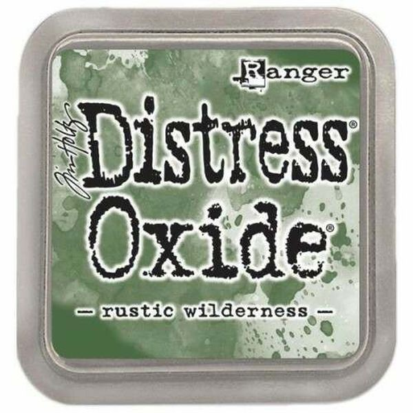 Tim Holtz Distress Oxide Pad Rustic Wilderness