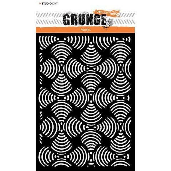Studio Light Stencil A5 Grunge Collection No. 53