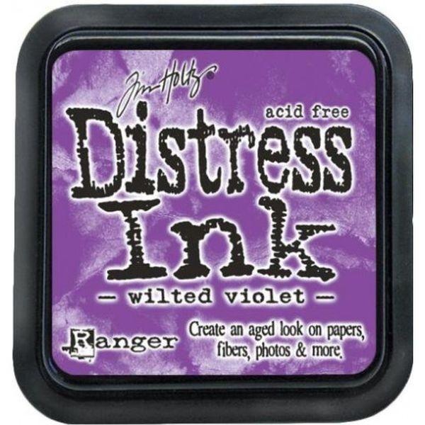 Distress Ink Mini Pad Wilted Violet