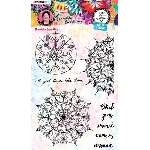 Studio Light Art by Marlene 5.0 Clearstamps A5 No. 48