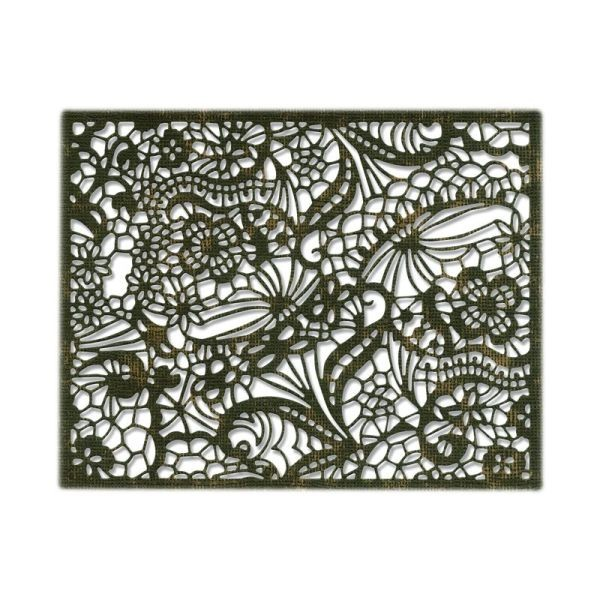 Tim Holtz Alterations Thinlits Intricate Lace
