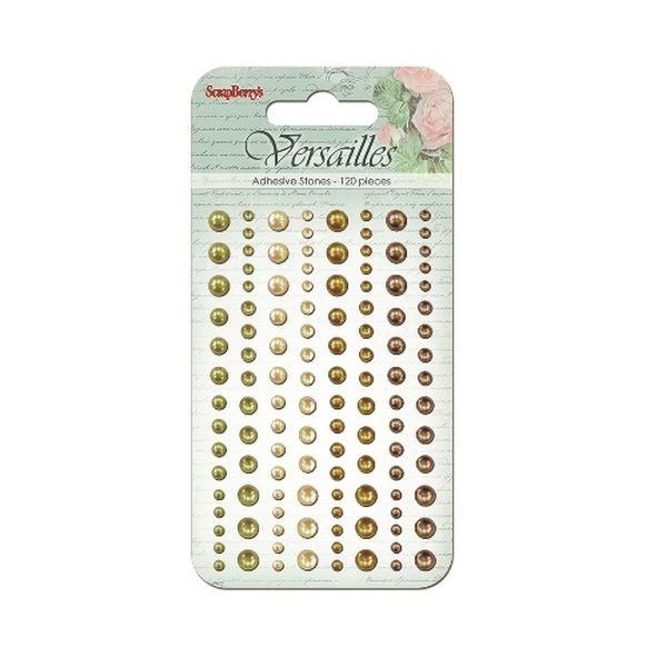 ScrapBerry´s Adhesive Pearls Versailles I