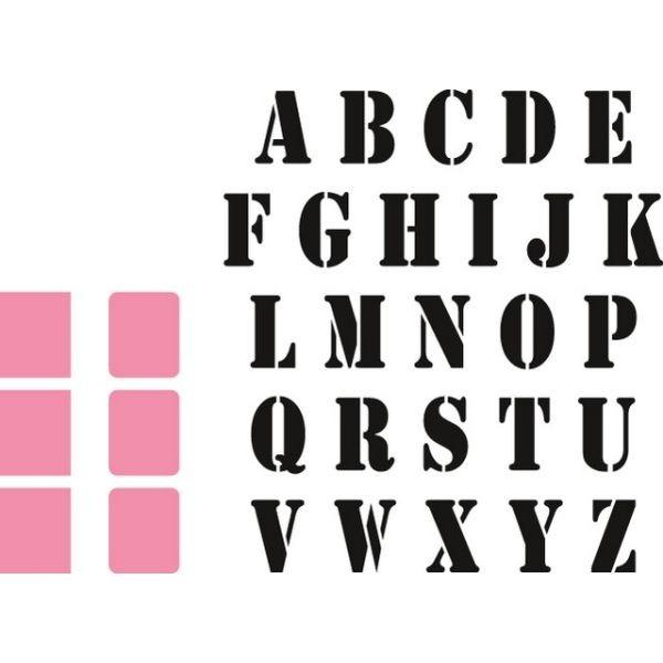 Marianne D Collectables Alphabet