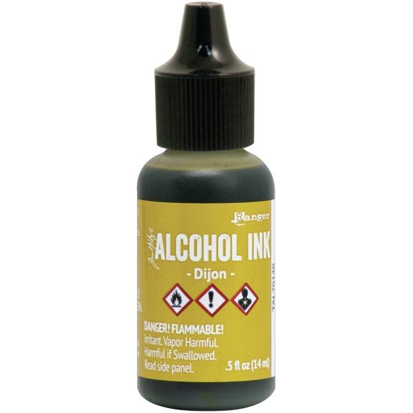 Tim Holtz Alcohol Ink Dijon