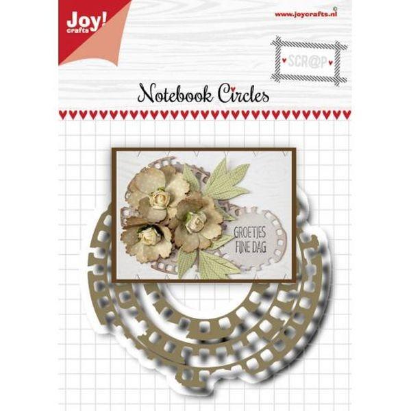 Joy! Crafts Dies Grungy Circle