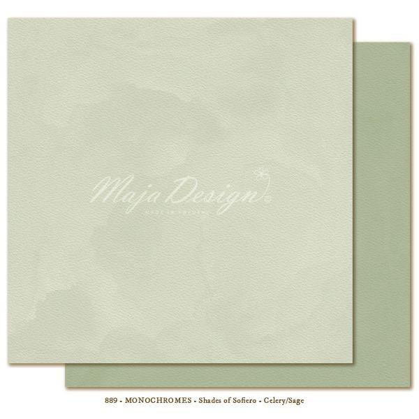 Maja Design Monochromes Shades of Sofiero Celery/Sage