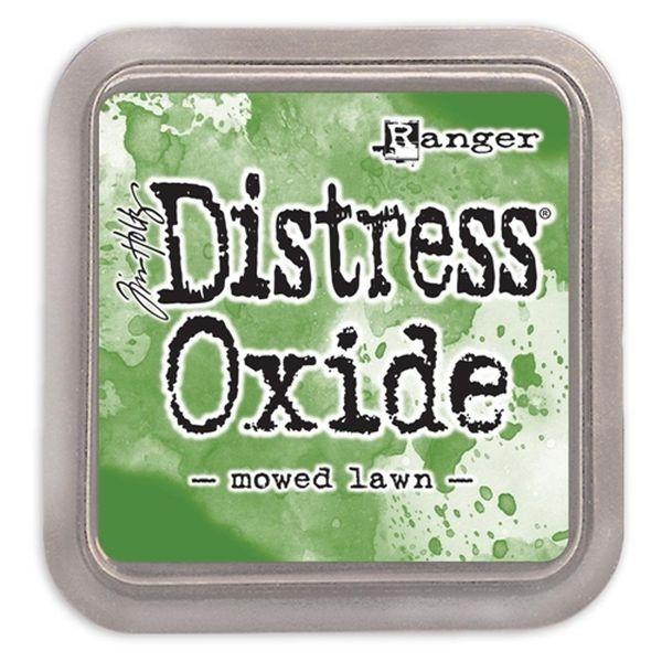Tim Holtz Distress Oxide Pad Mowed Lawn