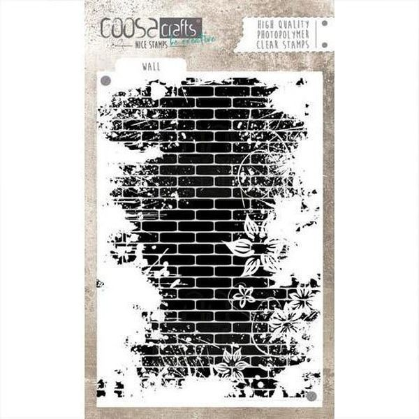 Coosa Crafts Clearstamps A6 Wall
