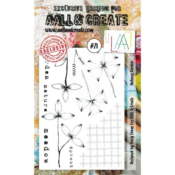 AALL & Create Clearstamps No. 71