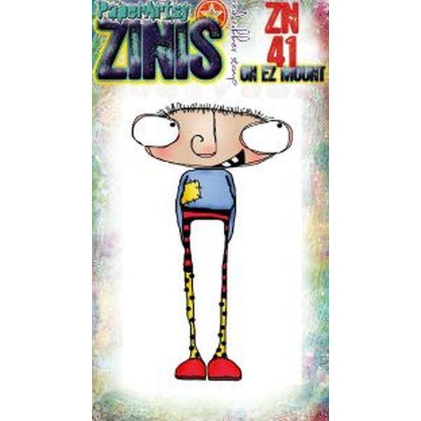Paper Artsy Zinski Art Zinis 41
