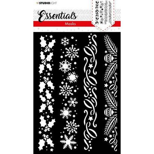 Studio Light Christmas Essentials Stencil No. 37