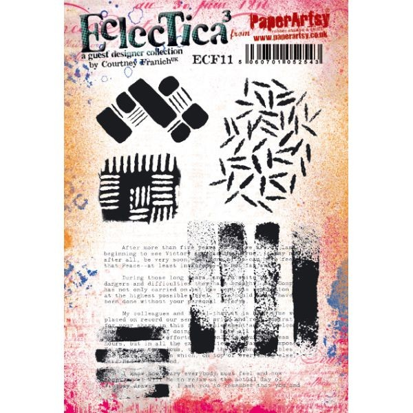 Paper Artsy Eclectica by Courtney Franich 11