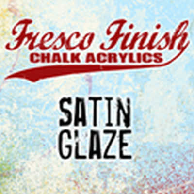 Fresco Finish Satin Glaze