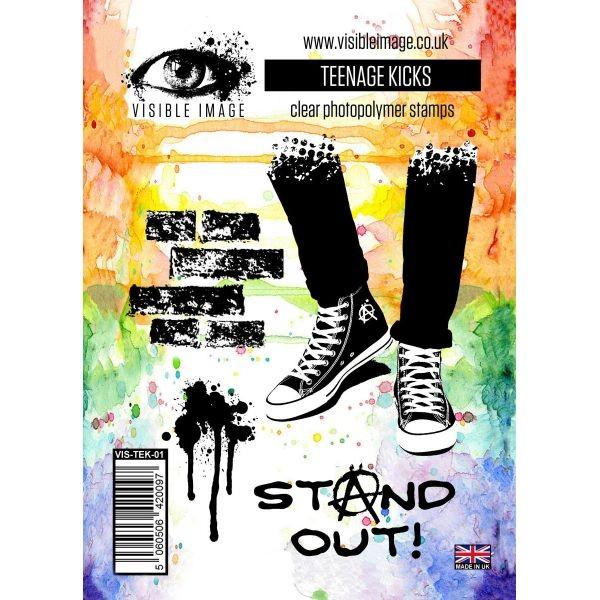 Visible Image Teenage Kicks