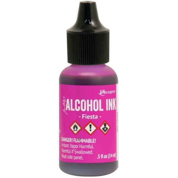 Tim Holtz Alcohol Ink Fiesta