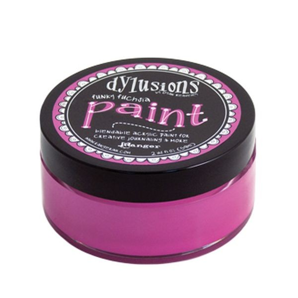 Dylusions Paint Funky Fuchsia