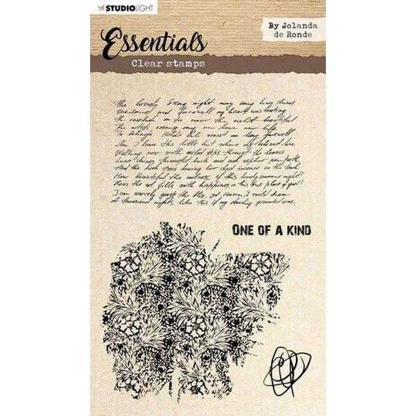 Studio Light Essentials Clearstamps A5 by Jolanda de Ronde No. 04