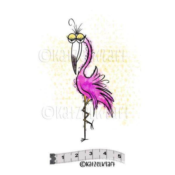 Katzelkraft Tampon SOLO Flamingo