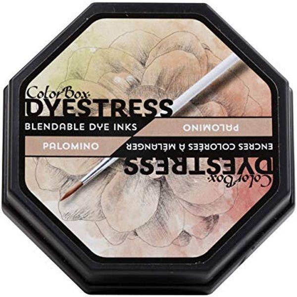 Color Box Dyestress Ink Pad Palomino