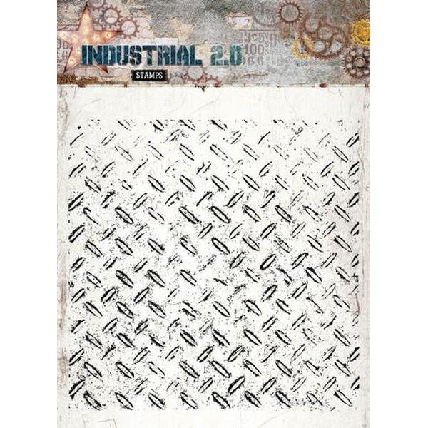 Studio Light Clearstamps 6x6 Industrial 2.0 No. 251