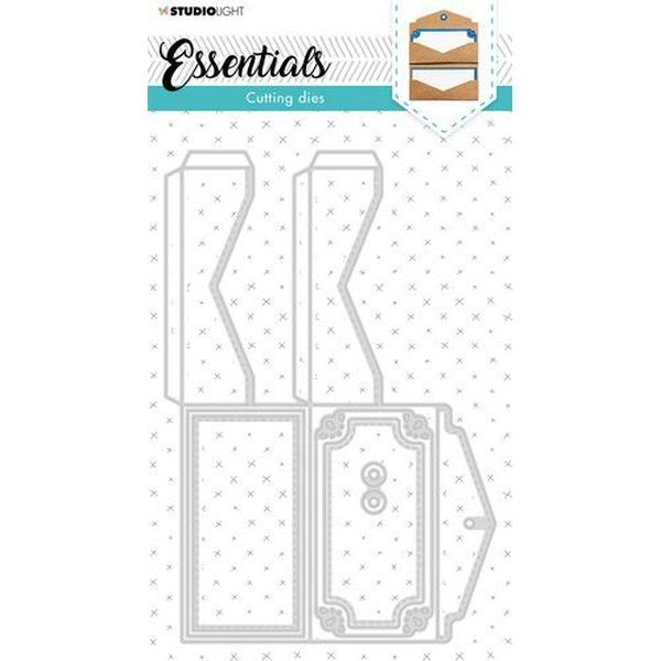 Studio Light Cutting Die Essentials No. 38 Envelope