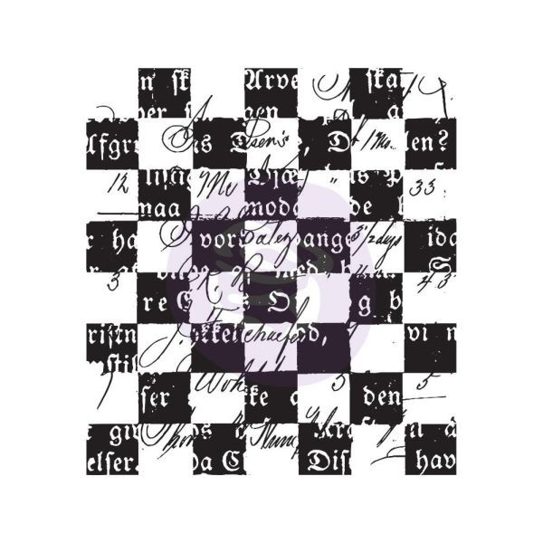 Finnabair Clearstamp Checker Texts