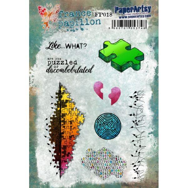 Paper Artsy France Papillon 018