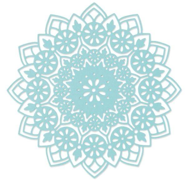 Sizzix Thinlits Mandala