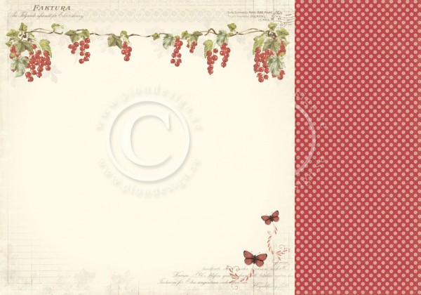 Pion Design Siri´s Kitchen Red Currants