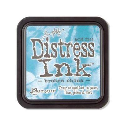 Distress Ink Mini Pad Broken China