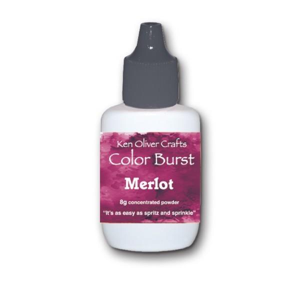 Ken Oliver Crafts Color Burst Merlot