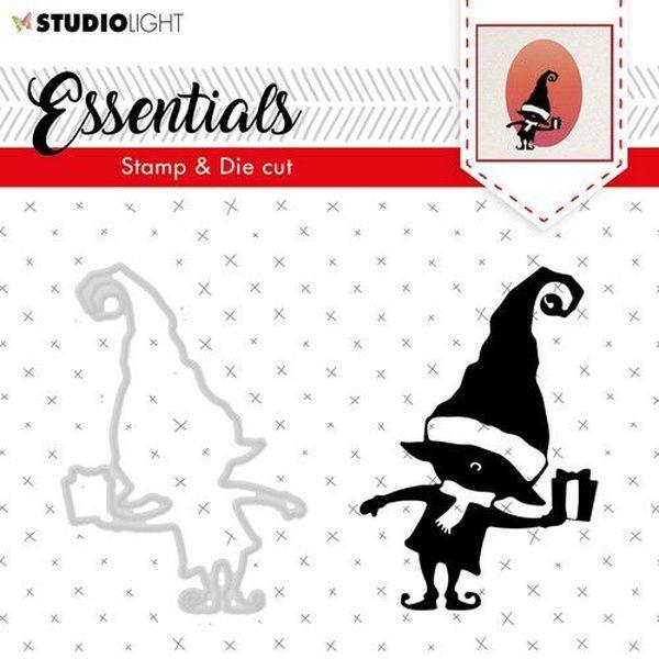 Studio Light Essentials Stamp & Die No. 46