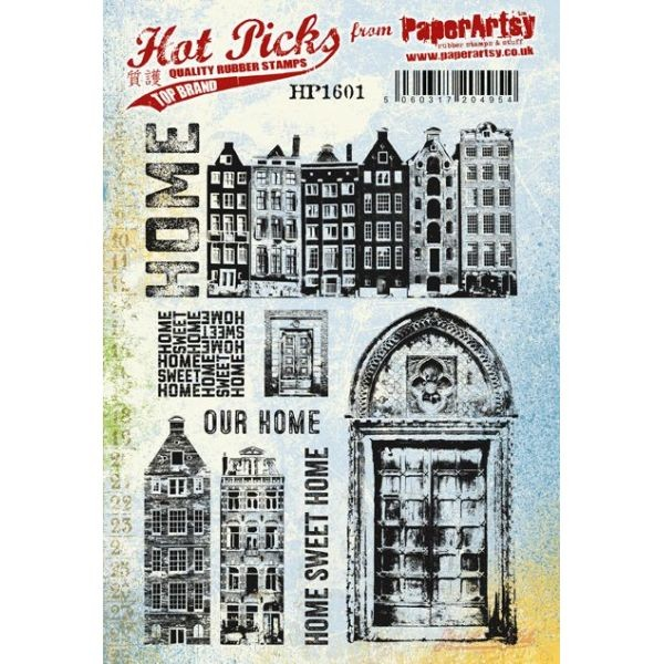 Paper Artsy Hot Pick 1601