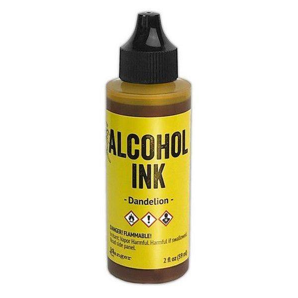 Tim Holtz Alcohol Ink Large Dandelion