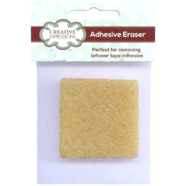 Creative Expressions Ahdesive Eraser