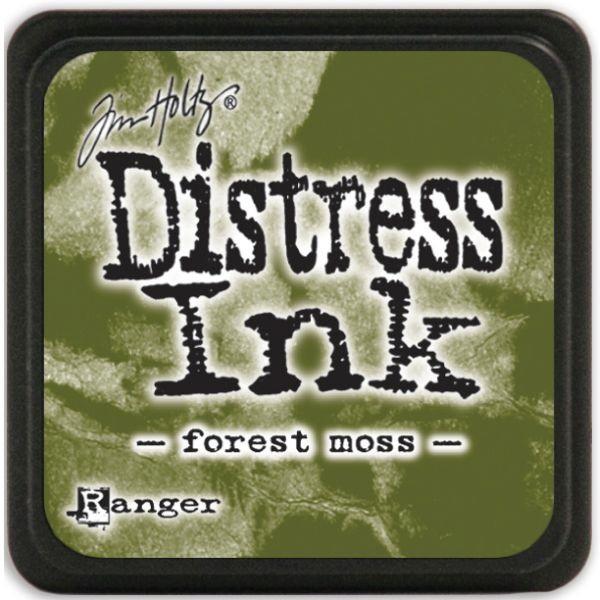 Distress Ink Mini Pad Forest Moss