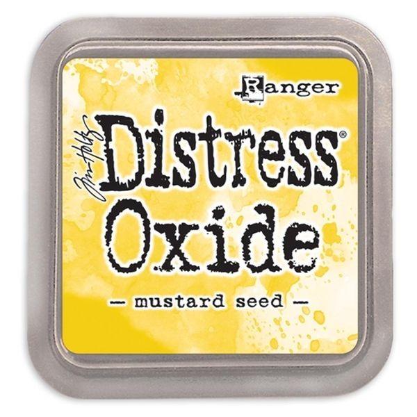 Tim Holtz Distress Oxide Pad Mustard Seed
