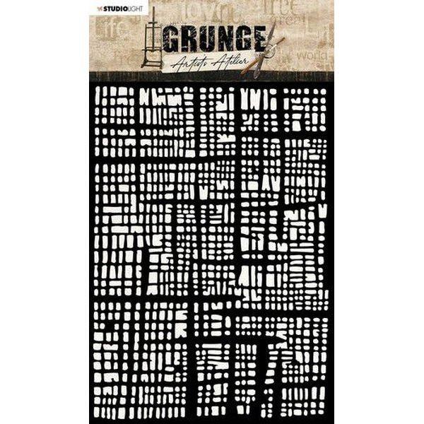 Studio Light Grunge Artist´s Atelier Mask No. 15